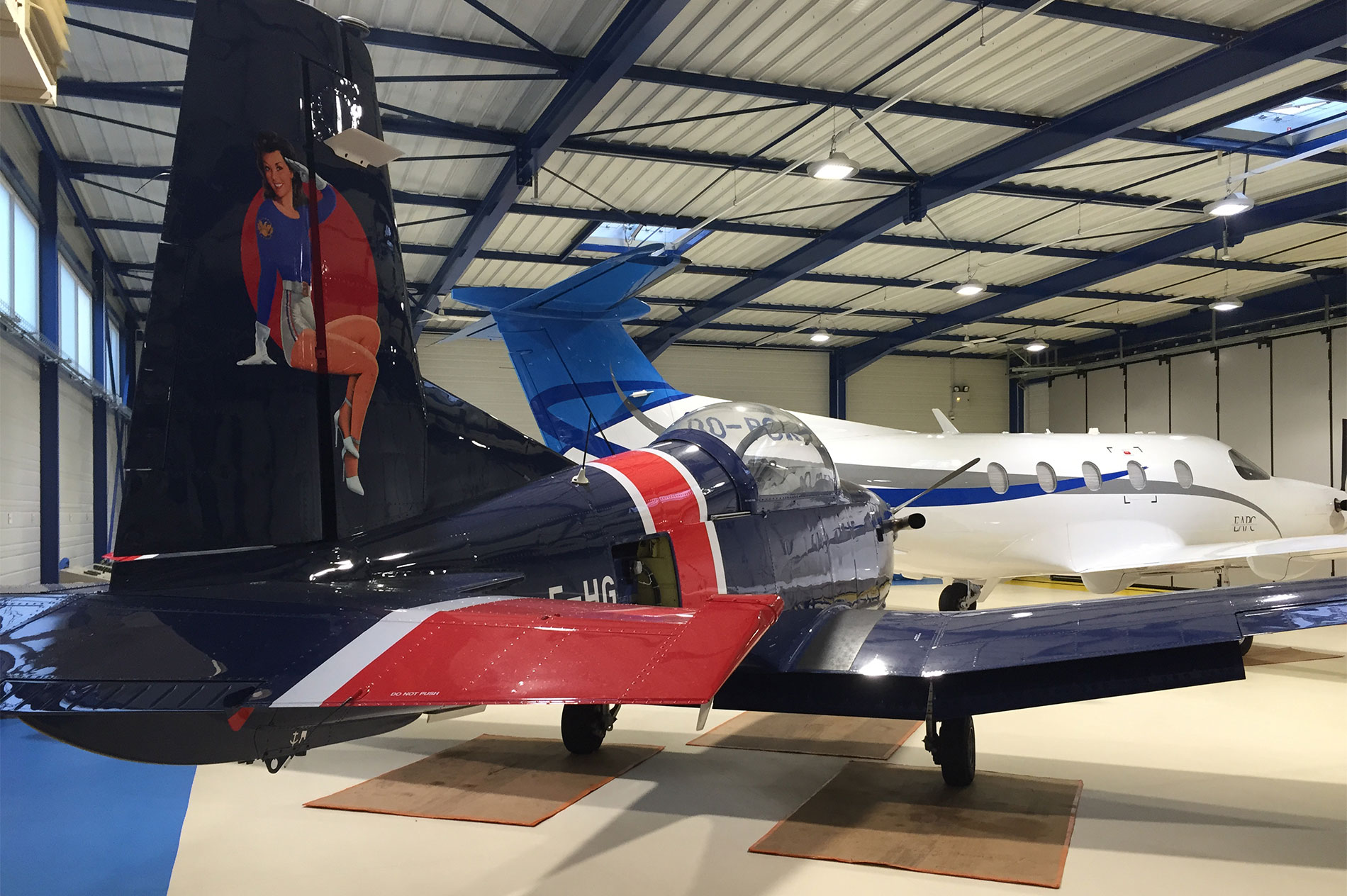 JGAviation Pilatus PC7