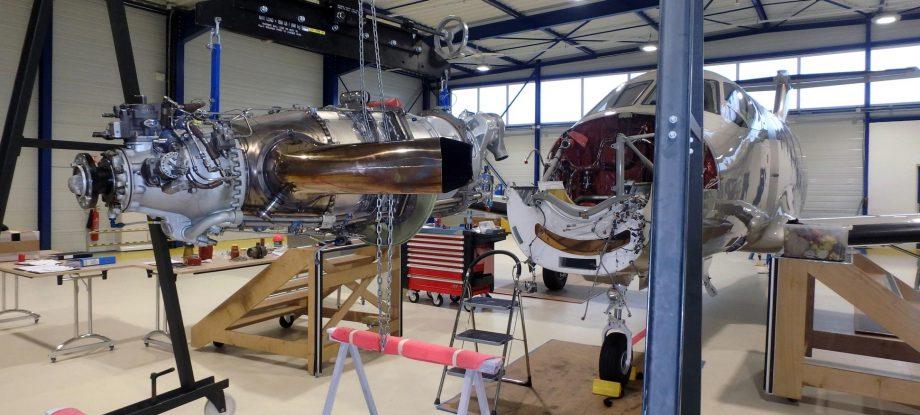 JGAviation Pilatus PC12 Turbine