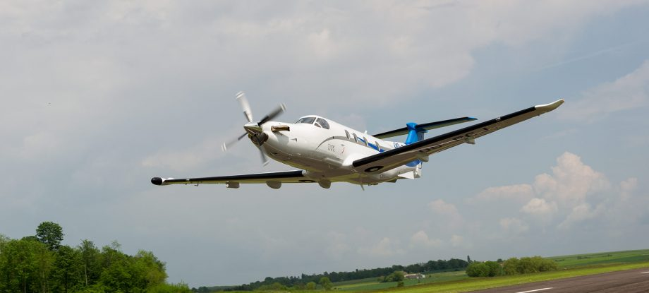 JGAviation Pilatus PC12