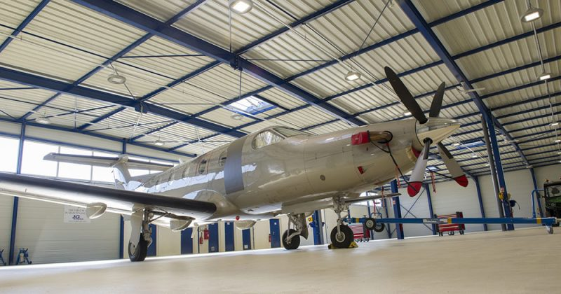 JGAviation Pilatus PC12
